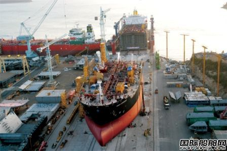 5年来首次!韩国三大船企今年有望全部盈利