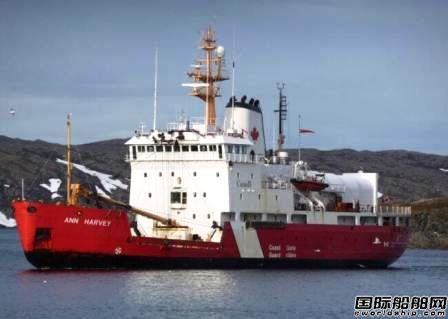 瓦锡兰获加拿大海岸警卫队发动机更换合同