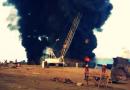 巴基斯坦拆船厂FPSO再次起火