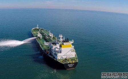 TEN接收一艘冰级阿芙拉型油船