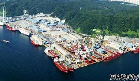 上周全球新船订单量小幅回升