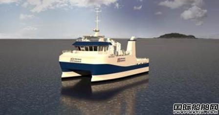 VARD获1艘水产养殖服务船订单