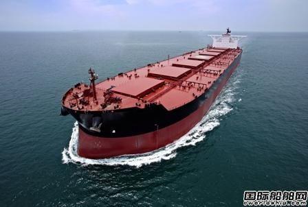 大船集团有望获淡水河谷2艘VLOC订单