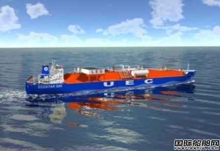 英力士集团将在中国订造全球最大VLEC