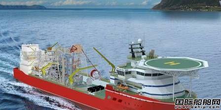 De Beers将在Kleven订造1艘OSV