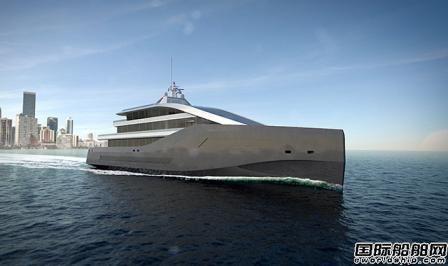 """罗罗推出开创性""""子母船""""豪华游艇概念"""