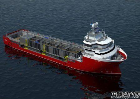 OSD-IMT欲将闲置PSV改装为挖泥船