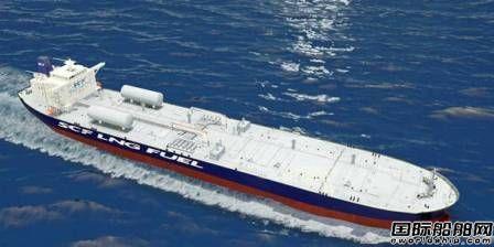 现代重工获2艘LNG动力阿芙拉型油船订单