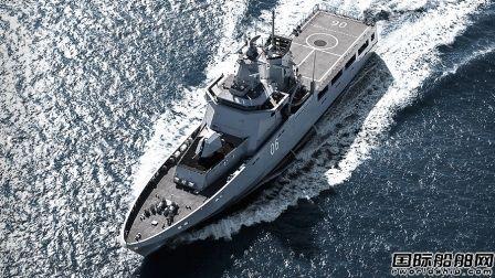 Lürssen船厂获澳大利亚10艘海上巡逻船合同