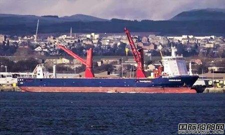 中远海运特运进军超重大件海上运输市场