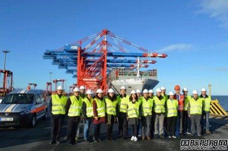 中船集团首期高级专家境外研修班德国取经归来
