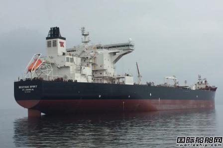 三星重工获2艘LNG动力穿梭油船订单