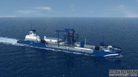 瓦锡兰为美国LNG燃料拖驳船提供打包方案