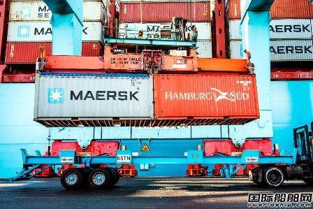 马士基航运完成收购汉堡南美