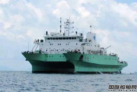 渤船与760所签订深海装备综合试验船建造合同