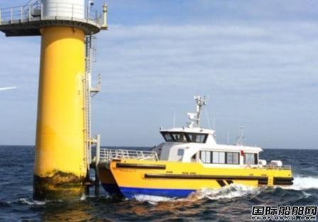 沃尔沃遍达领跑欧洲风场支援船市场