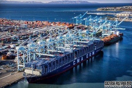 超大型箱船订单正演变为新一轮竞赛