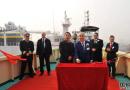 外高桥造船一艘15.8万吨苏伊士原油轮命名交付