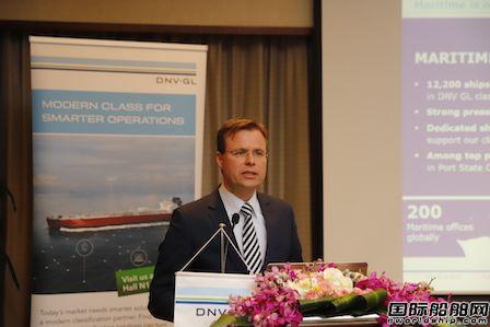 DNV GL:将加快迎接数字化挑战