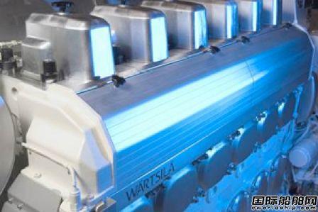 瓦锡兰推出升级版Wartsila 20柴油机