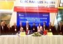 中俄双方共同签订北极钻探综合体项目合作协议