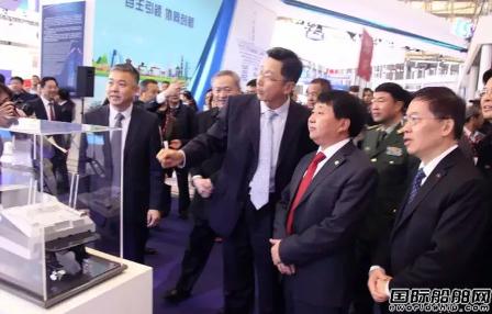 中国船级社亮相上海海事展