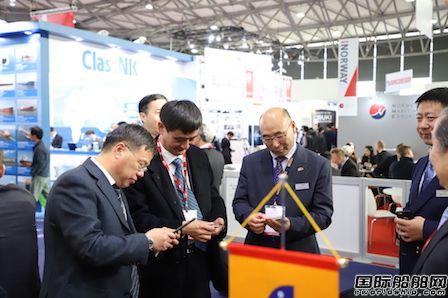 佐敦携HPS亮相2017年中国国际海事会展