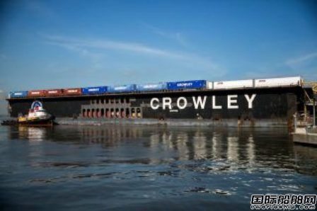 Crowley海事重组业务结构