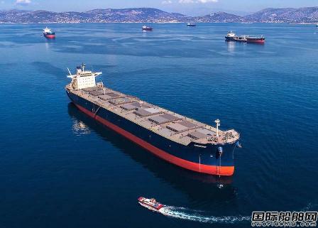 好望角型散货船运价突破30000美元大关
