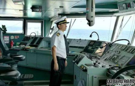 周超华,中国第一位40万吨级VLOC船长