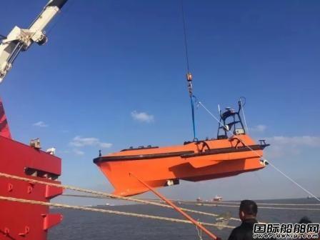 云洲智能4艘无人船南极科考立新功