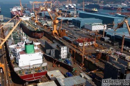 上周全球新船订单量大幅回落