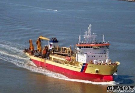 达门修船厂获欧洲首个挖泥船双燃料模式改装订单