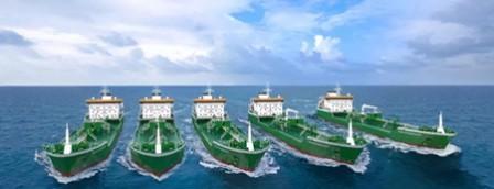 中航鼎衡17500吨化学品船首制船顺利开工