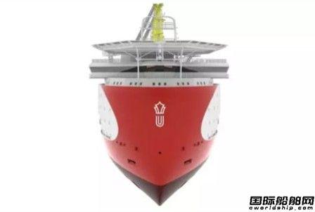 ULSTEIN接获LNG动力重吊船设计合同