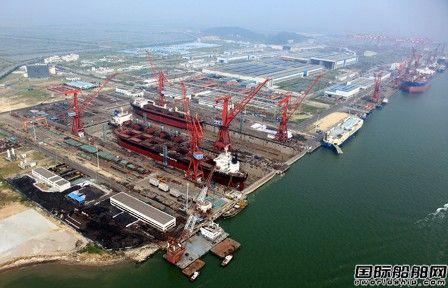 上周全球新船订单量显著回升