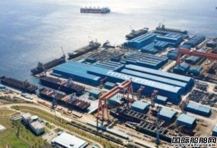 韩进重工苏比克将获2艘阿芙拉型原油船订单