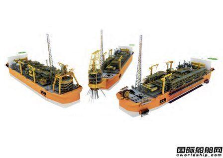 未来5年浮式生产装置市场将达千亿美元