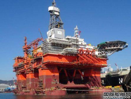 挪威船王出手4亿美元收购现代重工在建平台