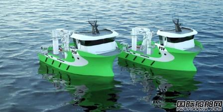VARD获2艘特种船订单