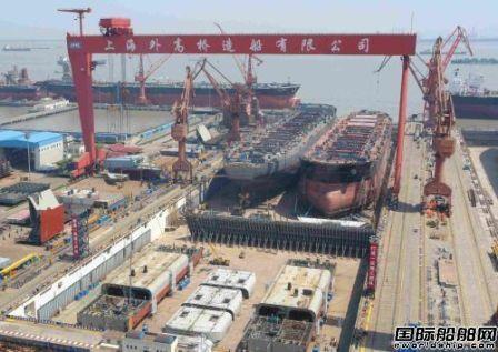 22艘!上周全球新船订单量小幅回落