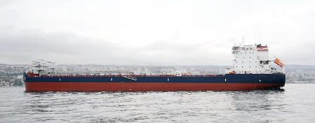 3.Maj船厂交付Algoma首艘自卸散货船