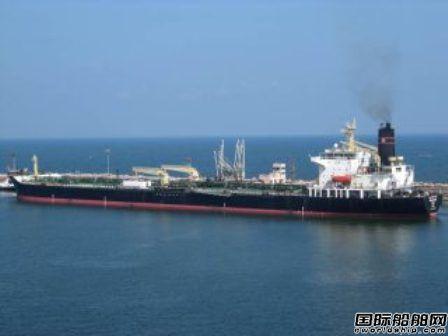SCI出售一艘老龄原油船