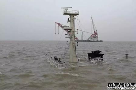 10人下落不明!吴淞口两船相撞一船沉没