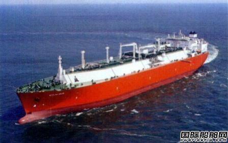 韩进重工苏比克获首份VLGC订单