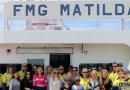 FMG接收一艘广船国际新造矿砂船