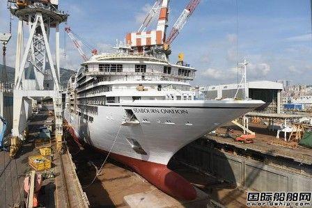 嘉年华集团2018年将有4艘邮轮投入运营