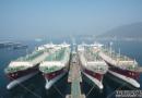 50%延期交付?LNG船依然
