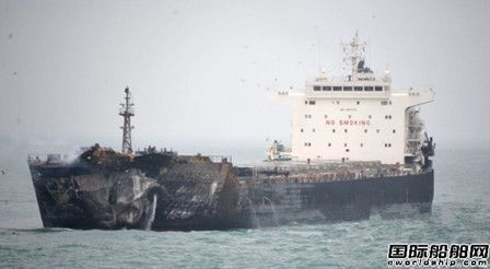 爆炸沉没?!东海撞船事件引发全球关注