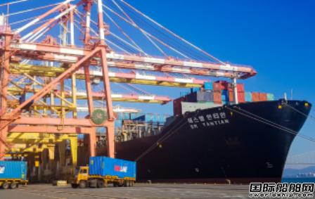 森罗商船从印尼服务航线撤出4艘船